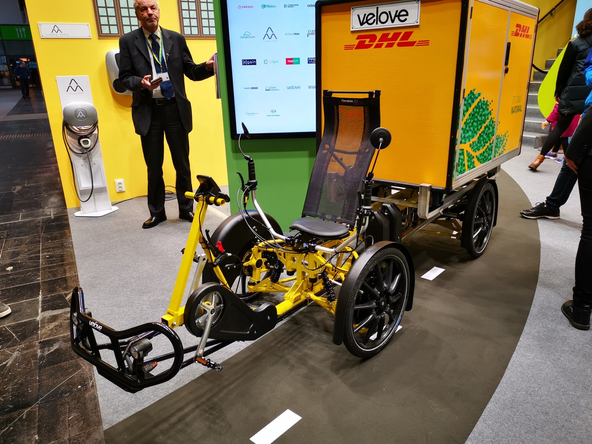 Hannover Messe Industrie 2019