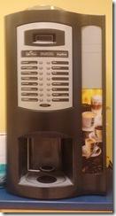 Maschine von Kaffee Partner