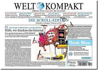 weltkompakt scroll edition