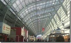 Galleria wird zur Ausstellungsfläche