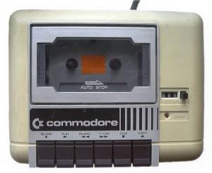 Die Datasette. 80er Designcharme.