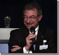 Dieter Kempf zu Gast bei vibrio