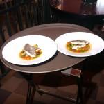 Wie Gott in Frankreich. Ein Fischgericht (kein Barracuda)