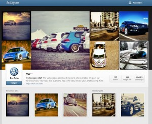 instagram vw usa desktop