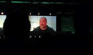 Ai Weiwei im Video für die re:publica
