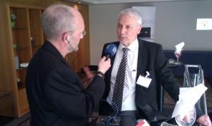 Günther Stürner, langjähriger Datenbank-Experte von Oracle, im Interview mit Achim Killer für den Deutschlandfunk zum Thema Big Data