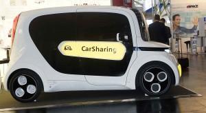 Carsharing auf der eCarTec
