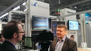 vibrio Kunde Barracuda Networks im Video-Interview mit dem IT-Techblogger