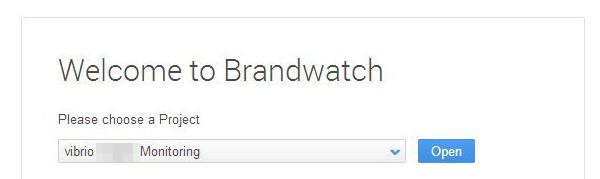 vibrio Brandwatch
