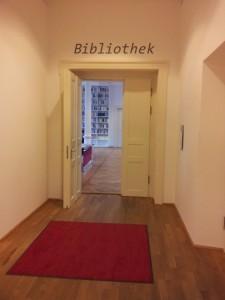 Das Münchener Literaturhaus gibt eine angenehme Location für Events ab