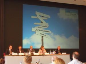 Michael Kausch auf Invest in Bavaria Workshop