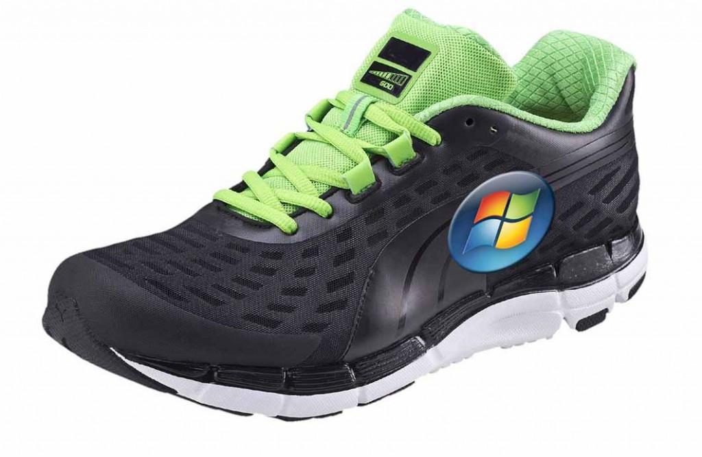 Microsoft Laufschuh