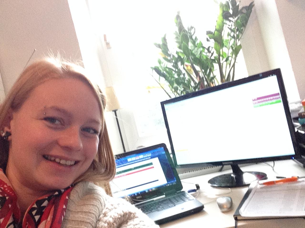 Nationaler Home-Office-Day: vibrio zuhause - DampfLog