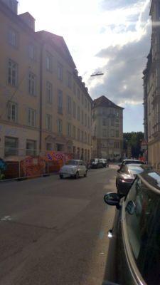 Verkehr in der Prannerstraße
