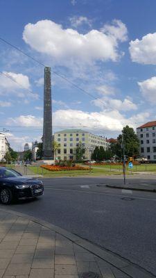 Karolinenplatz, München