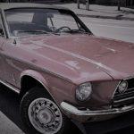 Mustang Oldtimer