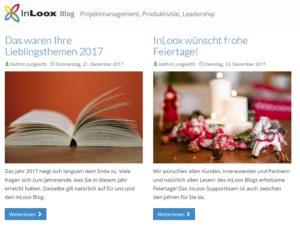Das InLoox Corporate Blog