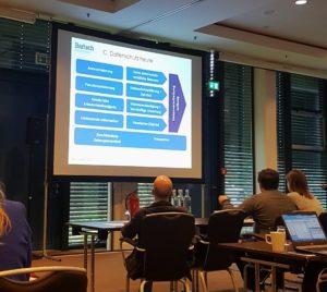 Datenschutz und GDPR als Thema des Monitoring Forum 2017