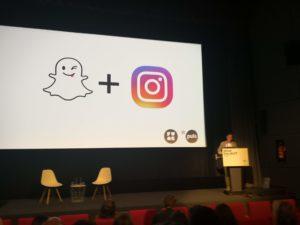 Snapchat und Instagram - Storytelling für die Jungen