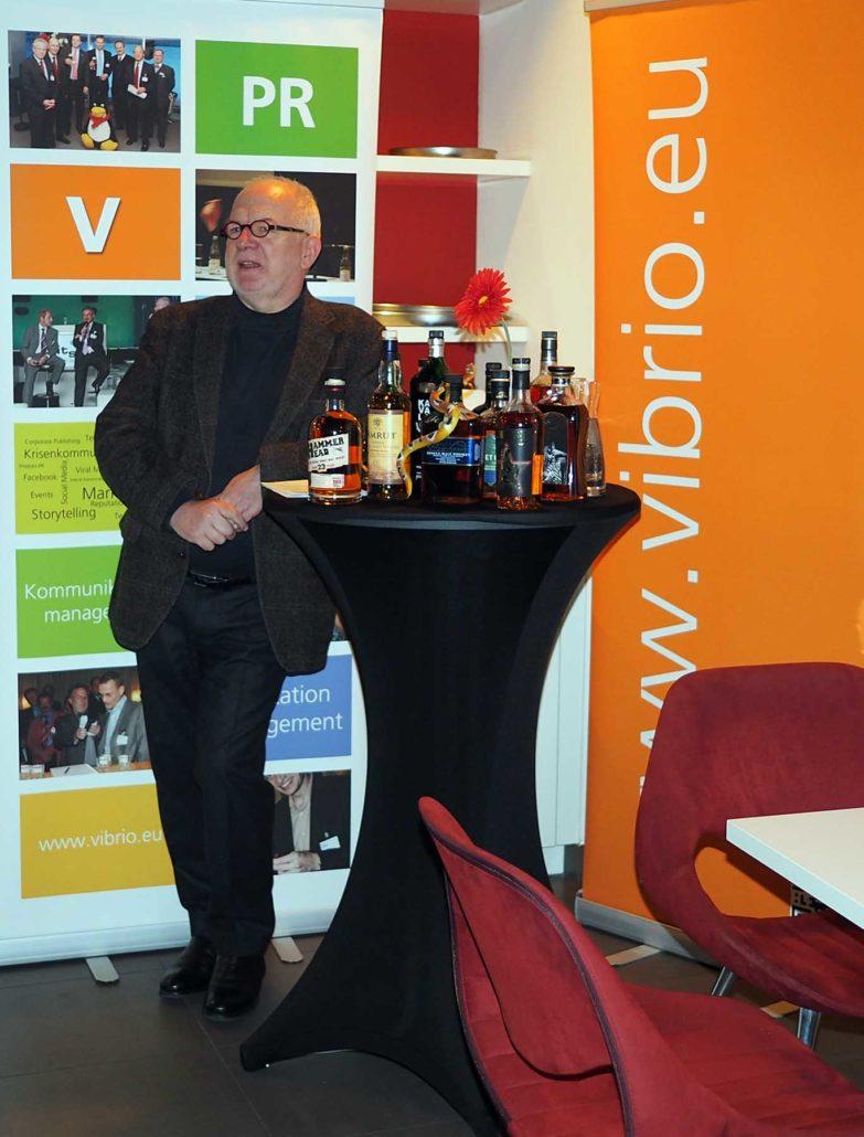 vibLounge Whisky Tasting