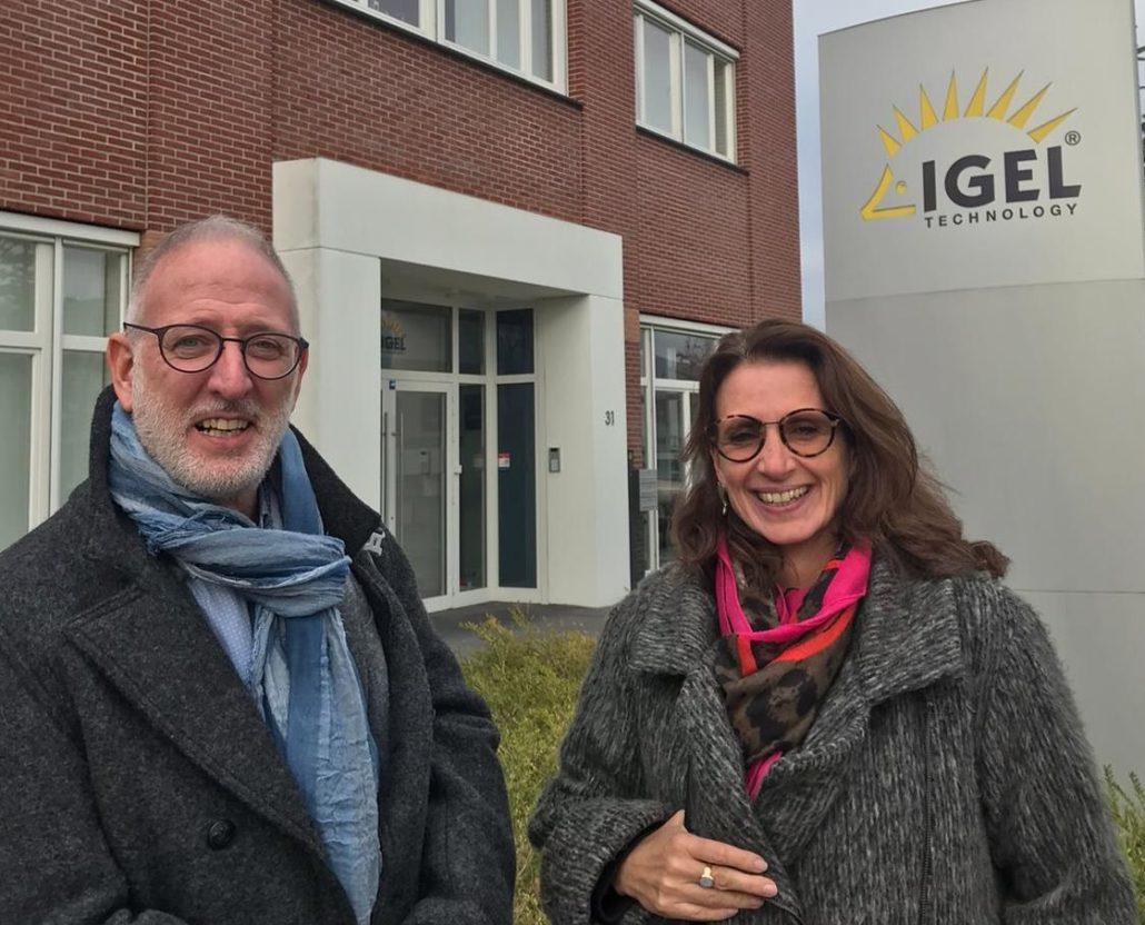 IGEL Technology ist seit November 2019 Kunde bei vibrio.