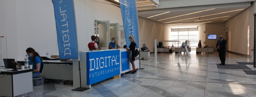 Digitale Transformation der Messe