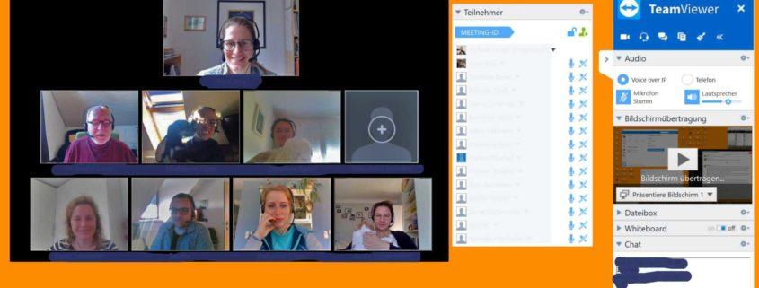 teamviewer morgenkonferenz