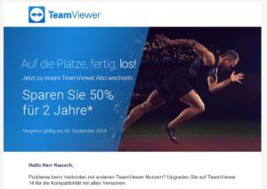 Teamviewer Produktversprechen