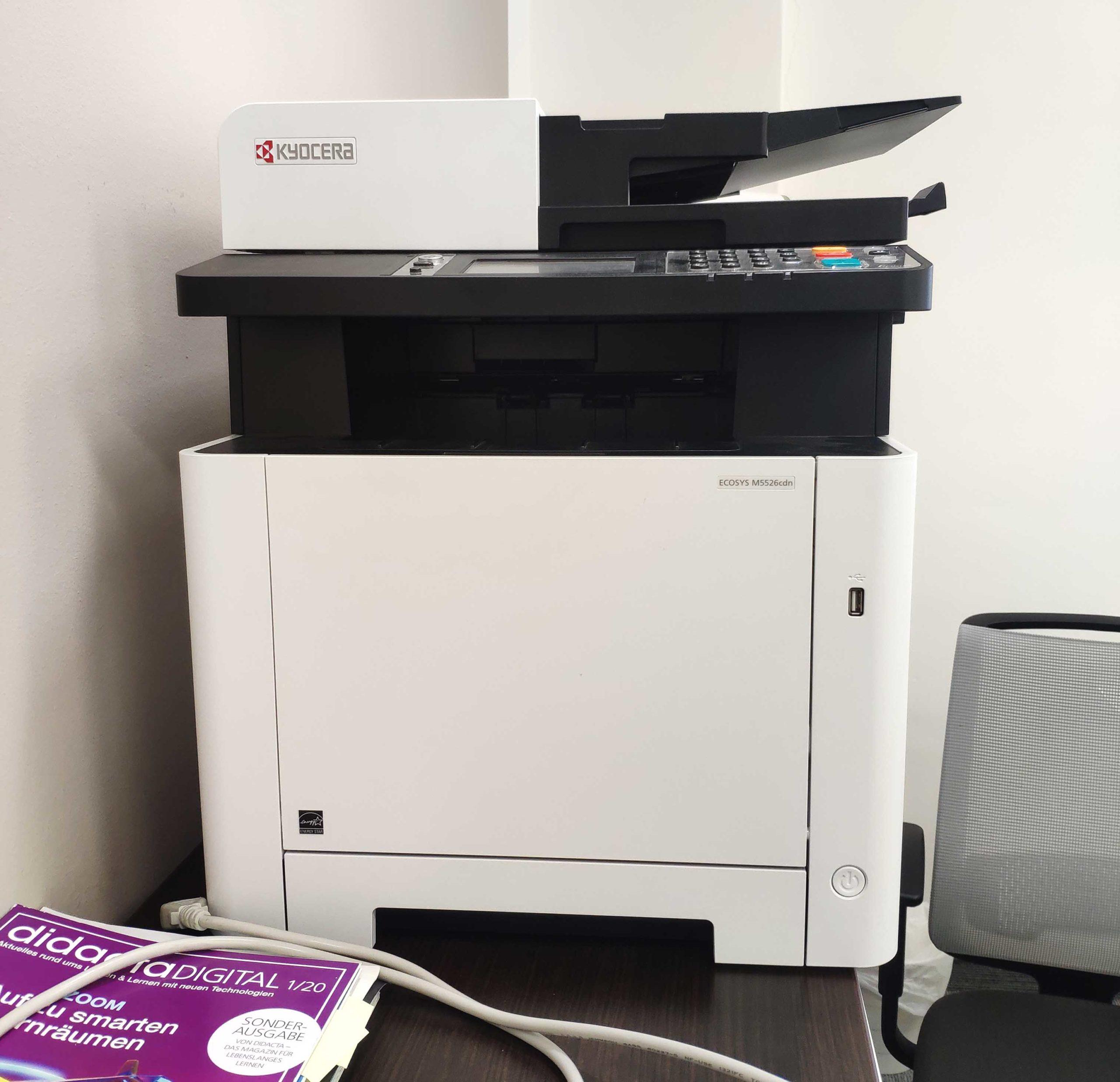Der letzte Drucker