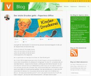 vibrio pr blog
