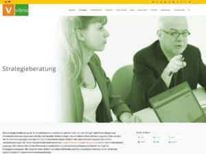 vibrio website